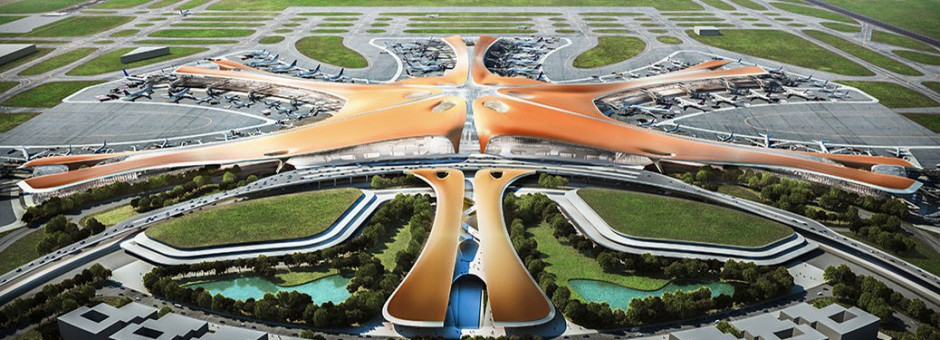 BEIJING DAXING AIRPORT TO BE THE LARGEST IN THE WORLD