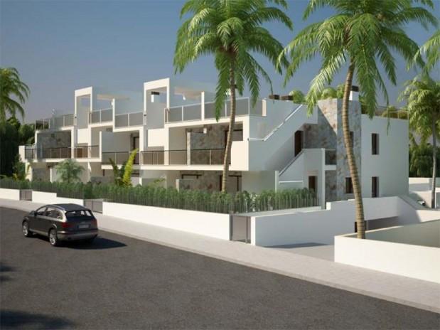 Nieuw bovenappartement te koop in Punta Prima - Costa Blanca