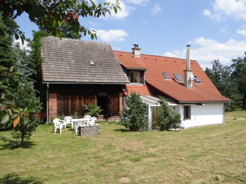 Prachtige en goed gereconstrueerde vakantiewoning in Hajnice