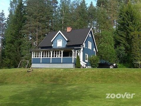 Luxe en compleet vakantiehuis te huur, Hagfors 6-persoons