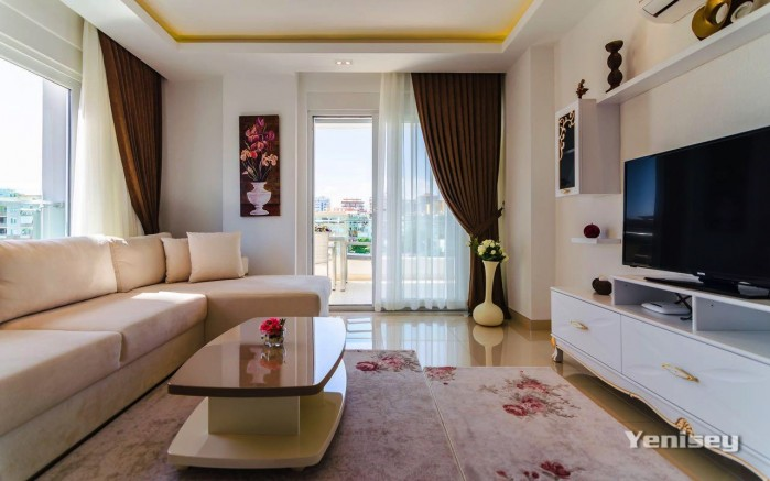 Apartment 1+1 furnished