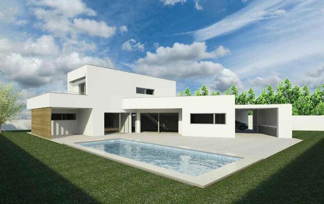 Nieuwbouw villa met 3 slaapkamers en prachtige zichten.