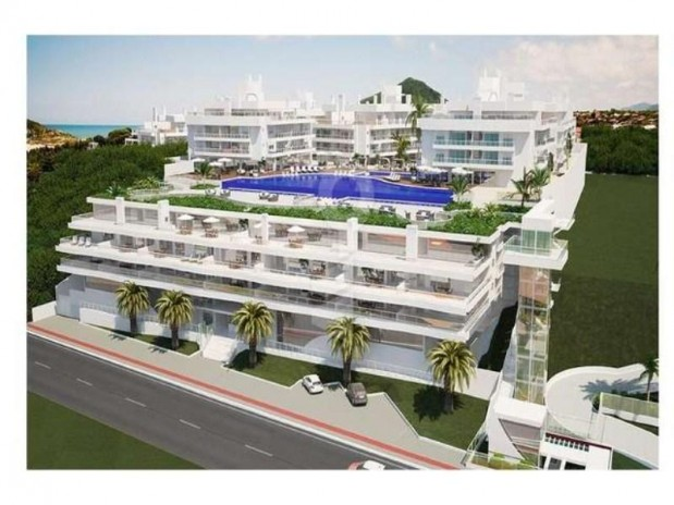 OCEANVIEW Ingleses-FLORIANOPOLIS-BRAZIL-Financing Luxury Apartment 2Dorm