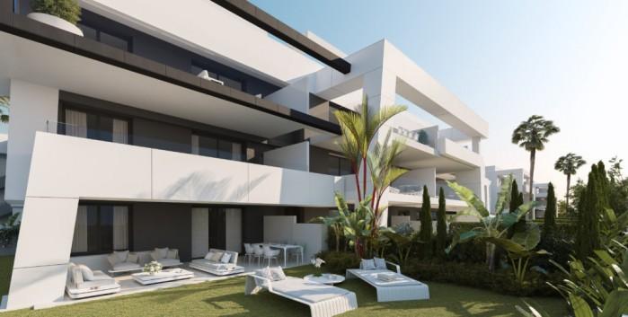 Malaga Nieuwe Appartementen 150 m2 Zeezicht , zie de foto''s.