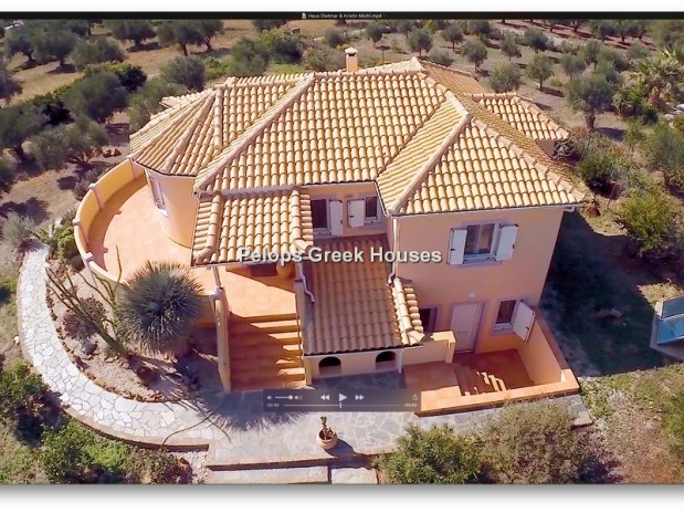 Nice holiday house 'Psathraki' with additional guests stay between Kamaria and Evangalismos