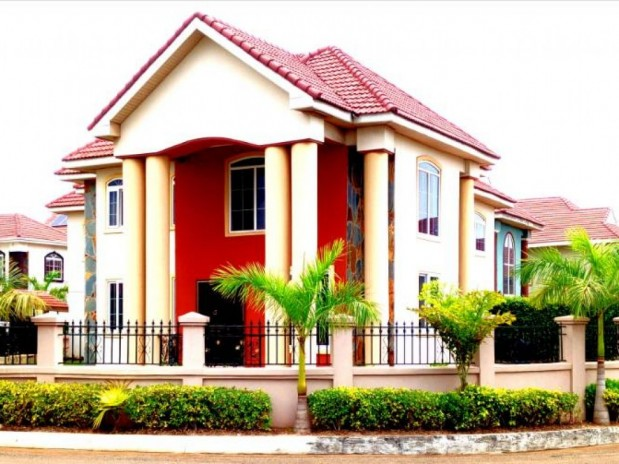 5 bedroom, 2 BQ House for Sale in Accra-Ghana (Trassaco)