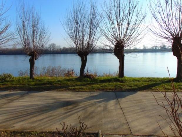 Woning met prachtig uitzicht op de Donau!