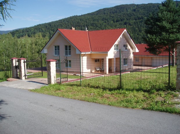 Slowakije  vrijstaande villa