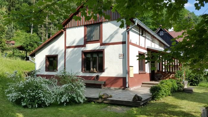 Woning voor recreatie of permanente bewoning in Bernartice,Trutnov