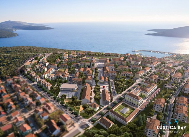 Off plan sale: 2-bedroom apartment in completely new residential neighborhood ? Centrale Lustica Bay