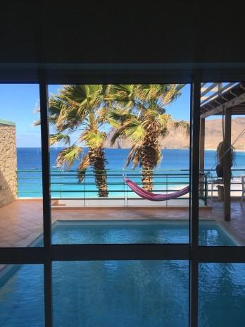 uniek strandhuis met prive zwembad Sao Vicente