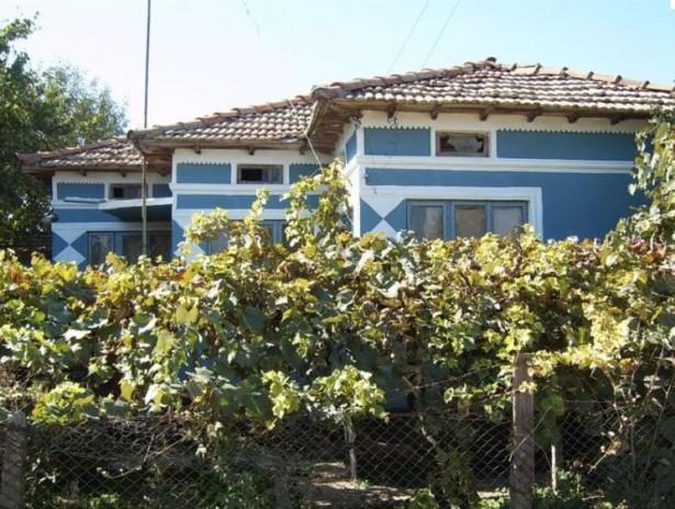 Landelijk huis met tuin 5 km van de grens met Roemeni?