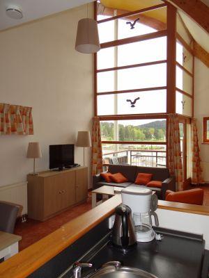 Ruim appartement voor 4-6 personen op LANDALpark bij Lipnomeer