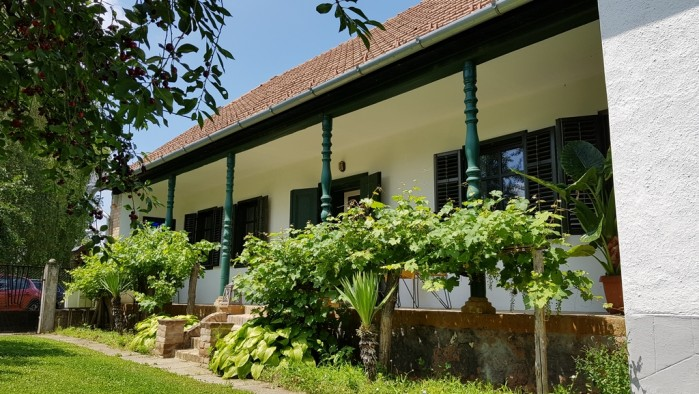 Prachtige gerenoveerde boerderij te koop in Hongarije