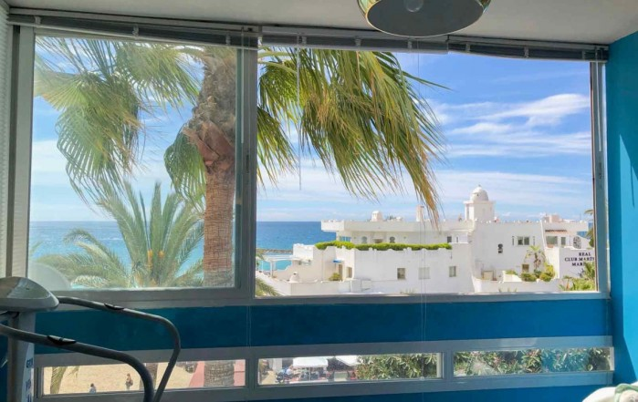 Apartment next to the most central beach of Marbella