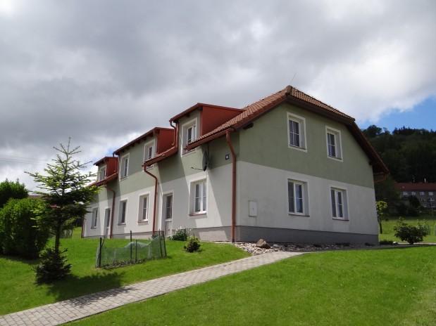 Ruim appartement nabij skigebieden Herlikovice - Zacler