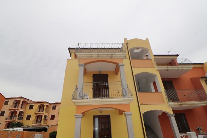 One bedroom apartment with terrace, La Muddizza Valledoria