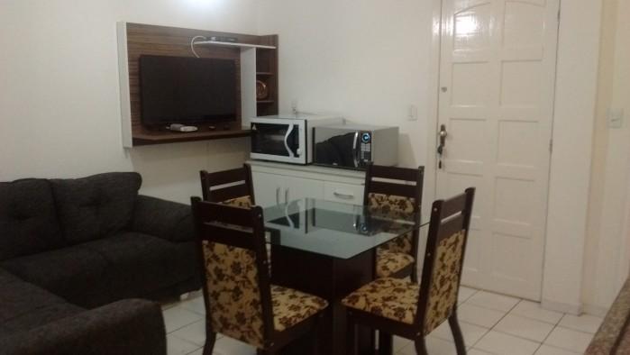 Season FLORIANOPOLIS-BRAZIL!!! 200mt Sea Ingleses Beach-Ap 2Dorm-WiFi-TVCable-Ar Split-Garaje Cobert