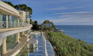 LUXURY VILLA -  HIGHLY SECURE - PROCHE MONACO