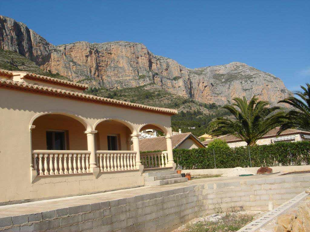 New villa in Javea for sale